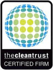 THe Clean Trust Certified Firm Logo